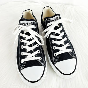 Converse All Star Black & White Sneaker Shoes